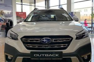 Subaru Outback 2.5i CVT Lineartronic (188 л.с.) AWD Limited