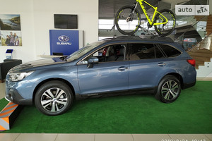 Subaru Outback 2.5i-S CVT Lineartronic (175 л.с.) AWD ZO