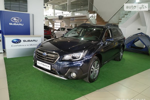 Subaru Outback 2.5i-S CVT Lineartronic (175 л.с.) AWD Touring