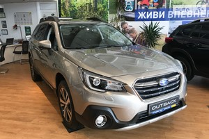 Subaru Outback 2.5i-S CVT Lineartronic (175 л.с.) AWD Active