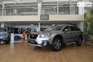 Subaru Outback 2.5i-S CVT Lineartronic (175 л.с.) AWD Active - Adventure Premium