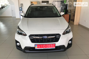 Subaru XV 2.0i CVT Lineartronic (156 л.с.) HF EyeSight