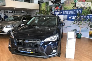 Subaru XV 2.0i-S CVT Lineartronic (156 л.с.) AWD HF EyeSight