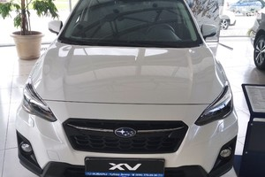 Subaru XV 2.0i-S CVT Lineartronic (156 л.с.) AWD TF EyeSight
