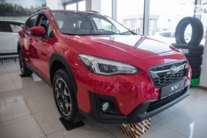 Subaru XV 2.0i CVT Lineartronic (156 л.с.) AWD HF EyeSight