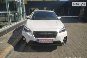 Subaru XV 2.0i-S CVT Lineartronic (156 л.с.) AWD Premium
