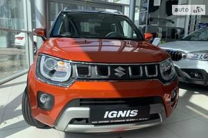 Suzuki Ignis 1.2i Dualjet CVT (83 л.с.) Hybrid GLX