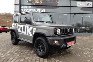 Suzuki Jimny 1.5 AT (102 л.с.) GL