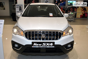 Suzuki SX4 1.6 MT (117 л.с.) GL