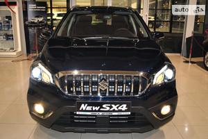 Suzuki SX4 1.4 АT (140 л.с.) 4WD GLX