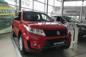 Suzuki Vitara 1.6 AT (117 л.с.) GL