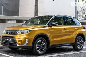 Suzuki Vitara 1.4 Boosterjet AT (140 л.с.) AllGrip GLX