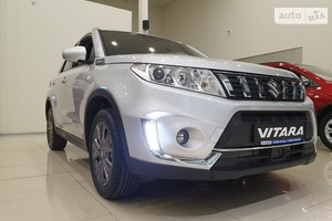 Suzuki Vitara 1.4 Boosterjet AT (140 л.с.) AllGrip GL+