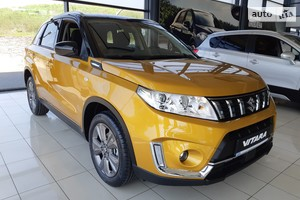 Suzuki Vitara 1.4 Boosterjet AT (140 л.с.) GL+