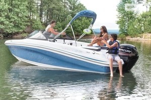 Tahoe 450 TS Outboard base