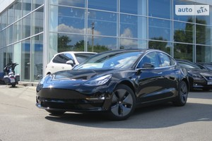 Tesla Model 3 Long Range 75D (365 л.с.)