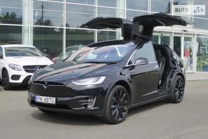 Tesla Model X P 100D (770 л.с.) Ludicrous