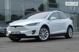 Tesla Model X 100D Long Range (442 л.с.) AWD