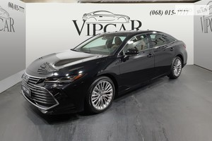 Toyota Avalon 3.5 AT (268 л.с.) Limited