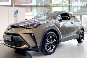 Toyota C-HR 1.8 Hybrid e-CVT (122 л.с.) Premium