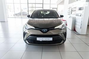 Toyota C-HR 2.0 Hybrid e-CVT (184 л.с.) Premium