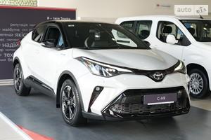 Toyota C-HR 2.0 Hybrid e-CVT (184 л.с.) GR Sport