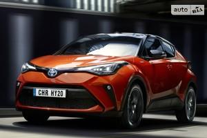 Toyota C-HR 2.0 Hybrid e-CVT (184 л.с.) Active