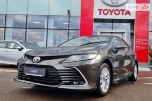 Toyota Camry New 2.5 АТ (181 л.с.) Comfort