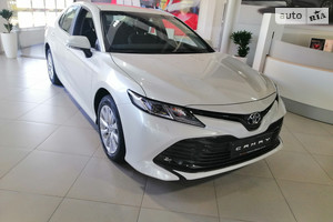 Toyota Camry New 2.5 АТ (181 л.с.) Comfort