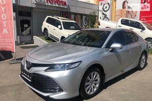 Toyota Camry New 2.5 АТ (181 л.с.) Elegance