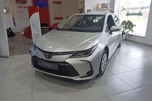 Toyota Corolla 1.6 AT (132 л.с.) City