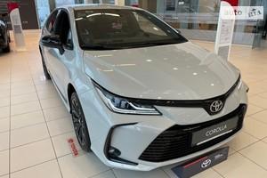 Toyota Corolla 1.6 AT (132 л.с.) GR Sport