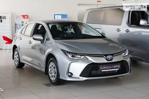 Toyota Corolla 1.8 Hybrid e-CVT (122 л.с.) Live
