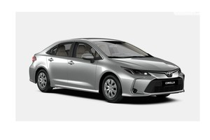 Toyota Corolla 1.6 AT (132 л.с.) Active