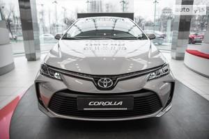Toyota Corolla 1.6 MT (132 л.с.) Live