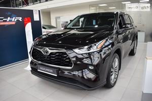 Toyota Highlander 3.5i Dual VVT-iW AT (249 л.с.) DTV AWD-S Premium