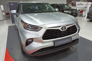 Toyota Highlander 3.5i Dual VVT-iW AT (249 л.с.) DTC AWD-S Elegance