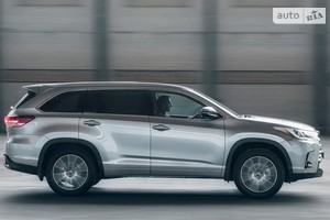 Toyota Highlander New 3.5 АТ (249 л.с.) 4WD 7s Prestige