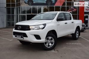 Toyota Hilux New 2.4 D-4D MT (150 л.с.) Business