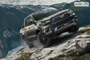 Toyota Hilux 2.4 D-4D MT (150 л.с.) AWD Comfort