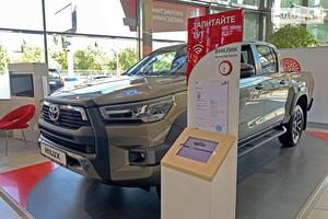 Toyota Hilux 2.4 D-4D AT (150 л.с.) AWD Legend