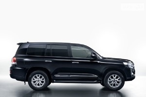 Toyota Land Cruiser 200 4.6 AT (309 л.с.) Elegance