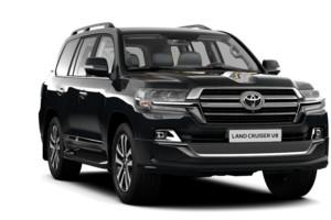 Toyota Land Cruiser 200 4.6 AT (309 л.с.) Premium