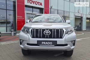 Toyota Land Cruiser Prado 2.8 D-4D AT (200 л.с.) 4WD Elegance