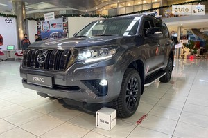 Toyota Land Cruiser Prado 4.0 Dual VVT-i AT (282 л.с.) 4WD Prestige