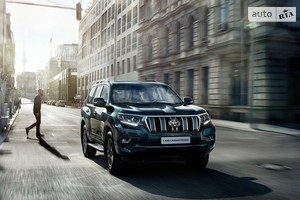 Toyota Land Cruiser Prado FL 4.0 Dual VVT-i AT (282 л.с.) 4WD Prestige