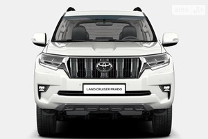 Toyota Land Cruiser Prado FL 4.0 Dual VVT-i AT (282 л.с.) 4WD Elegance