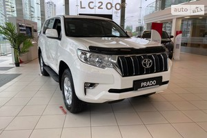 Toyota Land Cruiser Prado 2.8D AT (179 л.с.) Comfort