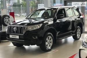 Toyota Land Cruiser Prado FL 2.8 D-4D AT (177 л.с.) 4WD Comfort