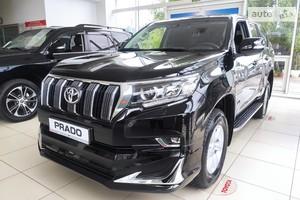Toyota Land Cruiser Prado FL 4.0 Dual VVT-i AT (282 л.с.) 4WD Comfort